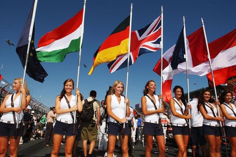 участники F1