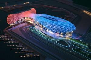гонки Формулы-1 в Арабских Эмиратах