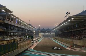 змагання в Абу-Дабі