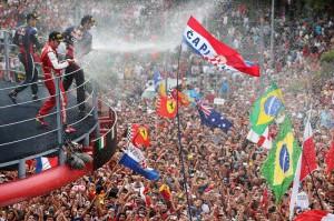 Формула-1 2015 в Италии