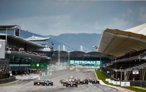 гонки в Малайзии