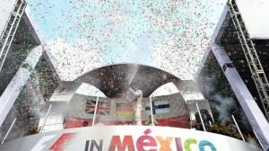 формула-1 в Мексике