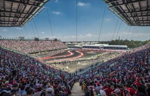 гонки в Мехіко, Мексика