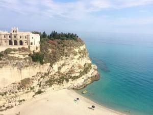 Вид на море, Италия