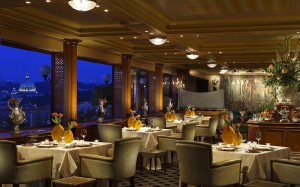 Ресторан в Италии