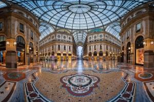 Галерея Витто Эммануила в Милане