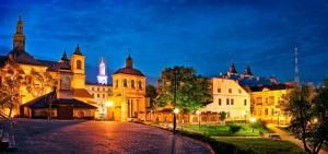 Скидки на перелет в Ивано-Франковск