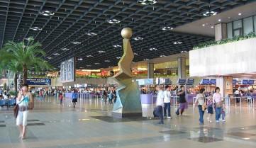 Останні нововведення аеропортів для розваги пасажирів