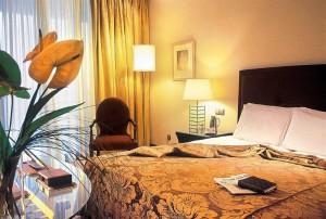 В номере отеля Makedonia Palace 5*, Салоники