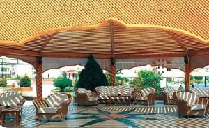 Беседка для отдыха в отеле Harmony Makadi Bay Hotel & Resort  5*, Макади Бей (Египет)