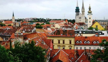 Нові «повітряні ворота» Загребу