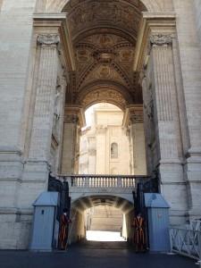 Итальянское здание