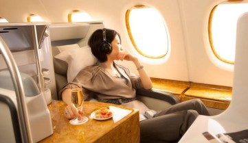 Нове правило від Emirates: летиш економ-класом — доплачуй за вибір місця