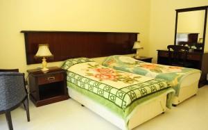 номер в готелі Umm Al Quwain Beach Hotel 4*, ОАЕ