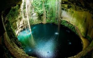 печери в Мексиці