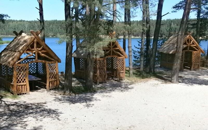 відпочинок на Блакитних озерах