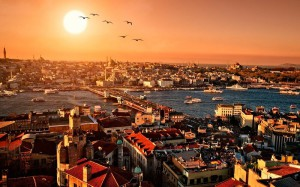 скидки на рейс из Киева в Стамбул