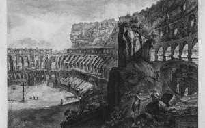 разворованный Колизей