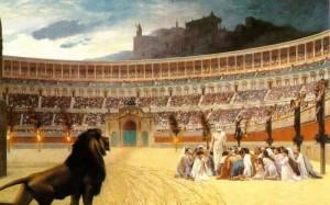 действа в Колизее