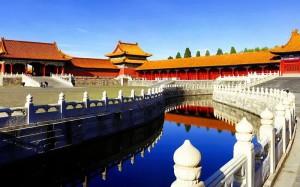 Заборонений замок в Китаї