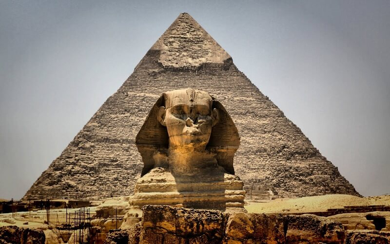 мистика вокруг пирамиды Хеопса
