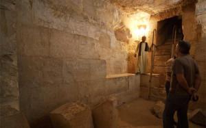 экскурсия внутрь пирамиды Хеопса