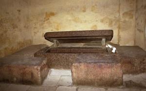 гробница пирамиды Хеопса