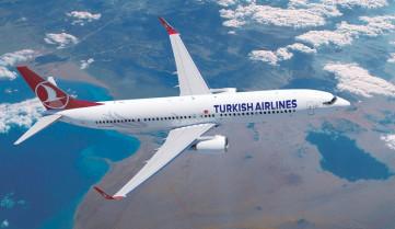 Отдыхаем без остановки: возобновлен рейс Стамбул – Шарм-эль-Шейх от Turkish Airlines
