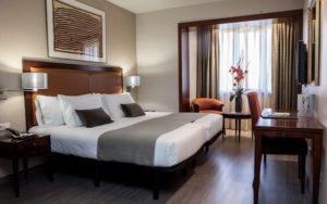 номер в Abba Balmoral Hotel 4*, Барселона, Іспанія