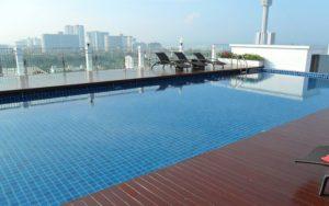 бассейн в Aiyara Grand Hotel 4*, Таиланд, Паттайя