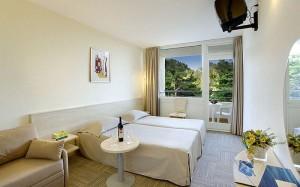 номер в в Allegro Hotel 3*, Рабац, Хорватия