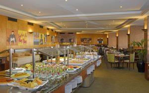 ресторан в отеле Altis Park 4*, Лиссабон, Португалия