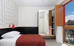 номер в готелі Amarin Resort 4*, Ровінь, Хорватія