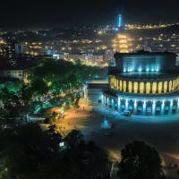 Запорожье — Ереван