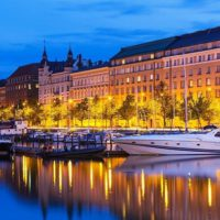 Запорожье — Хельсинки
