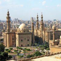 Запорожье — Каир