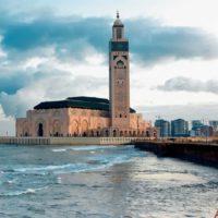 Запорожье — Касабланка
