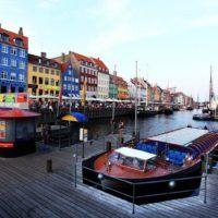 Запорожье — Копенгаген