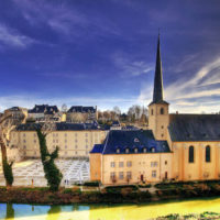 Запорожье — Люксембург