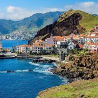 Запорожье — Мадейра