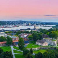 Запорожье — Осло