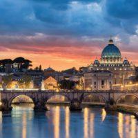 Запорожье — Рим