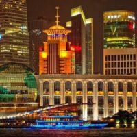 Запорожье — Шанхай