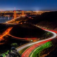 Запорожье — Сан-Франциско