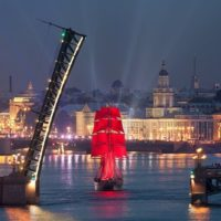 Запорожье — Санкт-Петербург