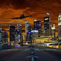 Запорожье — Сингапур