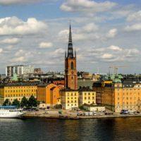 Запорожье — Стокгольм