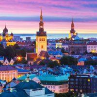 Запорожье – Таллин
