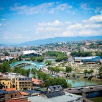 Запорожье — Тбилиси