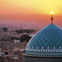 Запорожье — Тегеран